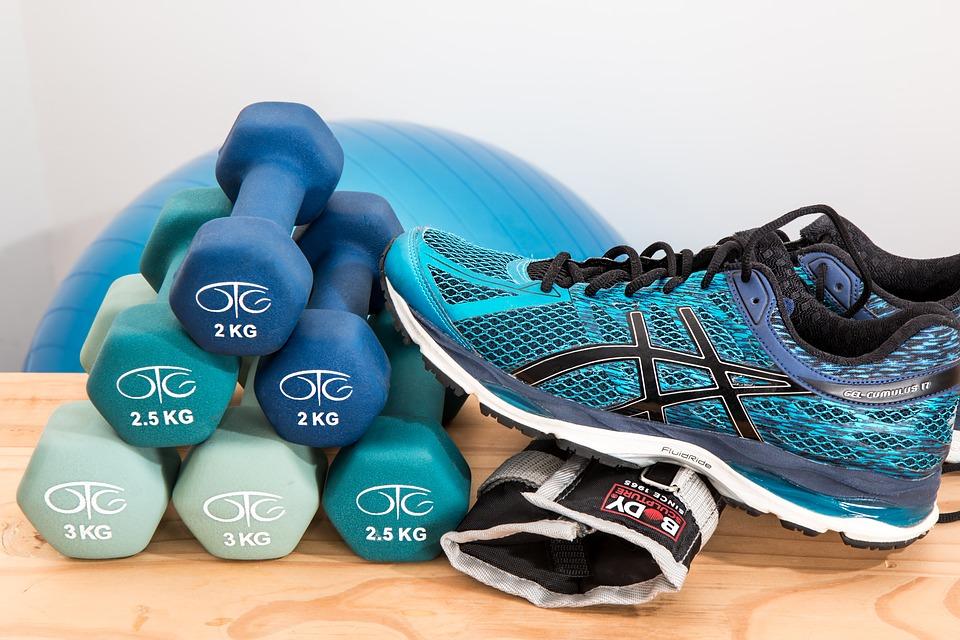 vêtements salle de sport fitness