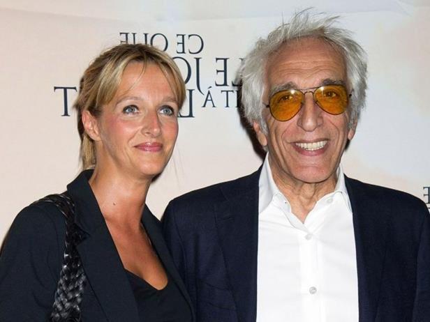 Gérard Darmon et Christine