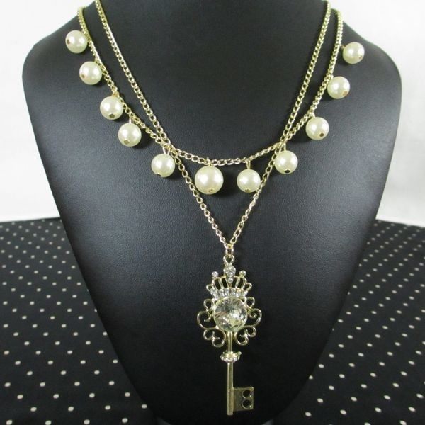 collier-perle
