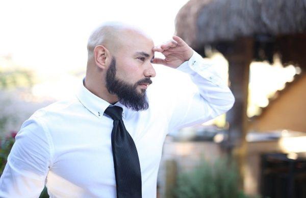 Accessoire barbe