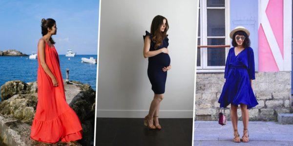 Coudre ses propres vêtements de grossesse