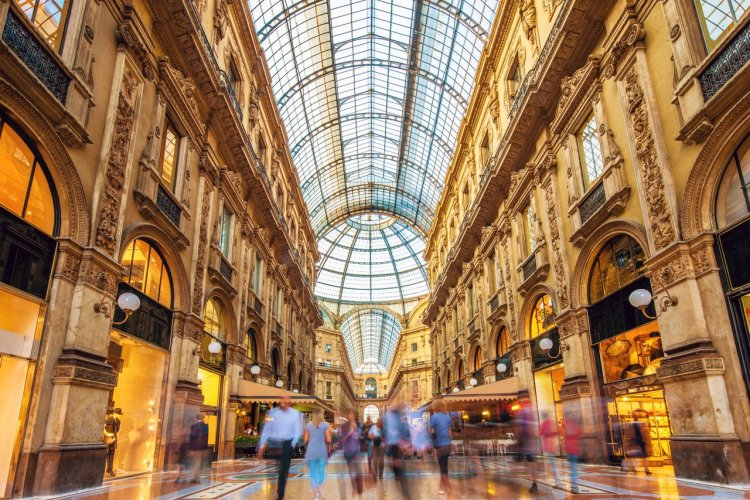 destination Shopping en Europe