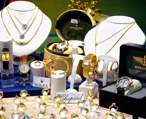 Les bijoux pour un rencart