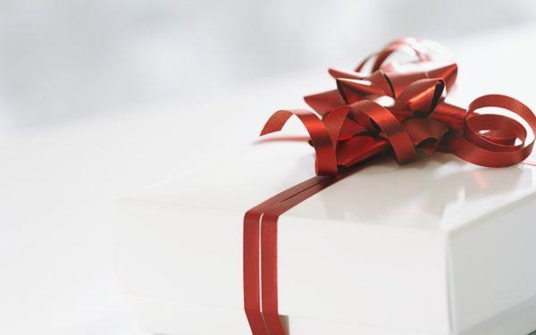 Un cadeau bien emballé