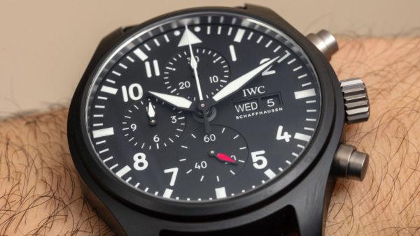 Une belle montre IWC